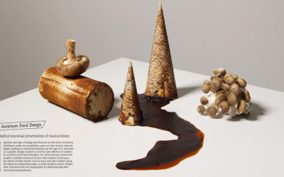 Astarism food design gestalten book