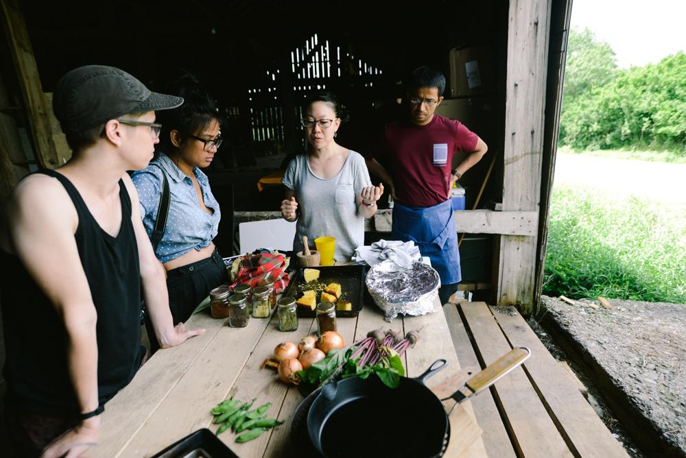 Christine Han's Food Photography Workshop