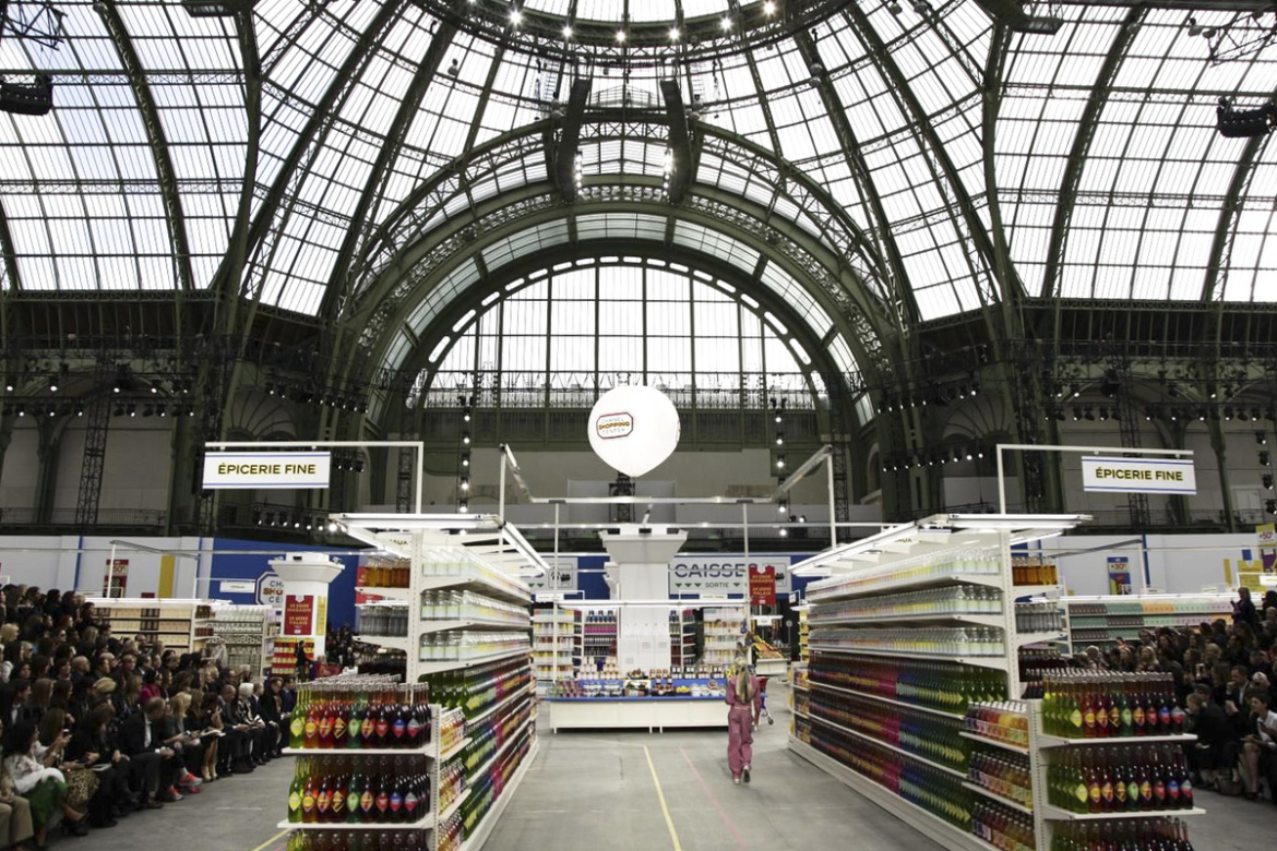 Chanel Ready To Wear Fall Winter 2014 Paris
