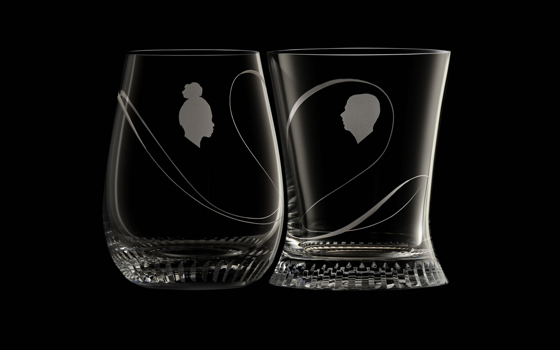 Tumblers For Two Bcxsy And Lobmeyr For Vienna Design Week