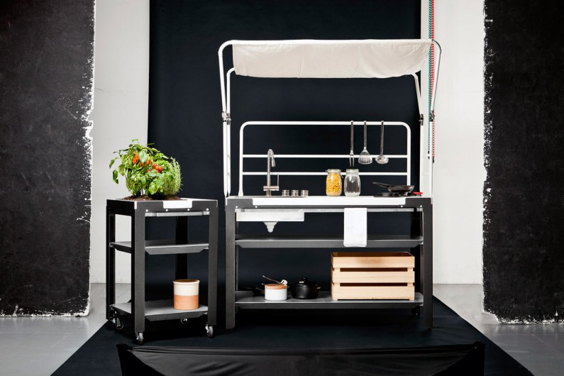 Grow, Griddle and Grill with Satellite, A Modular Outdoor ...