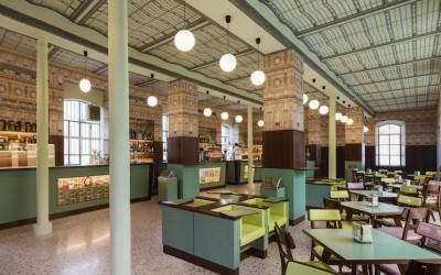 Fondazione Prada - Bar Luce 1