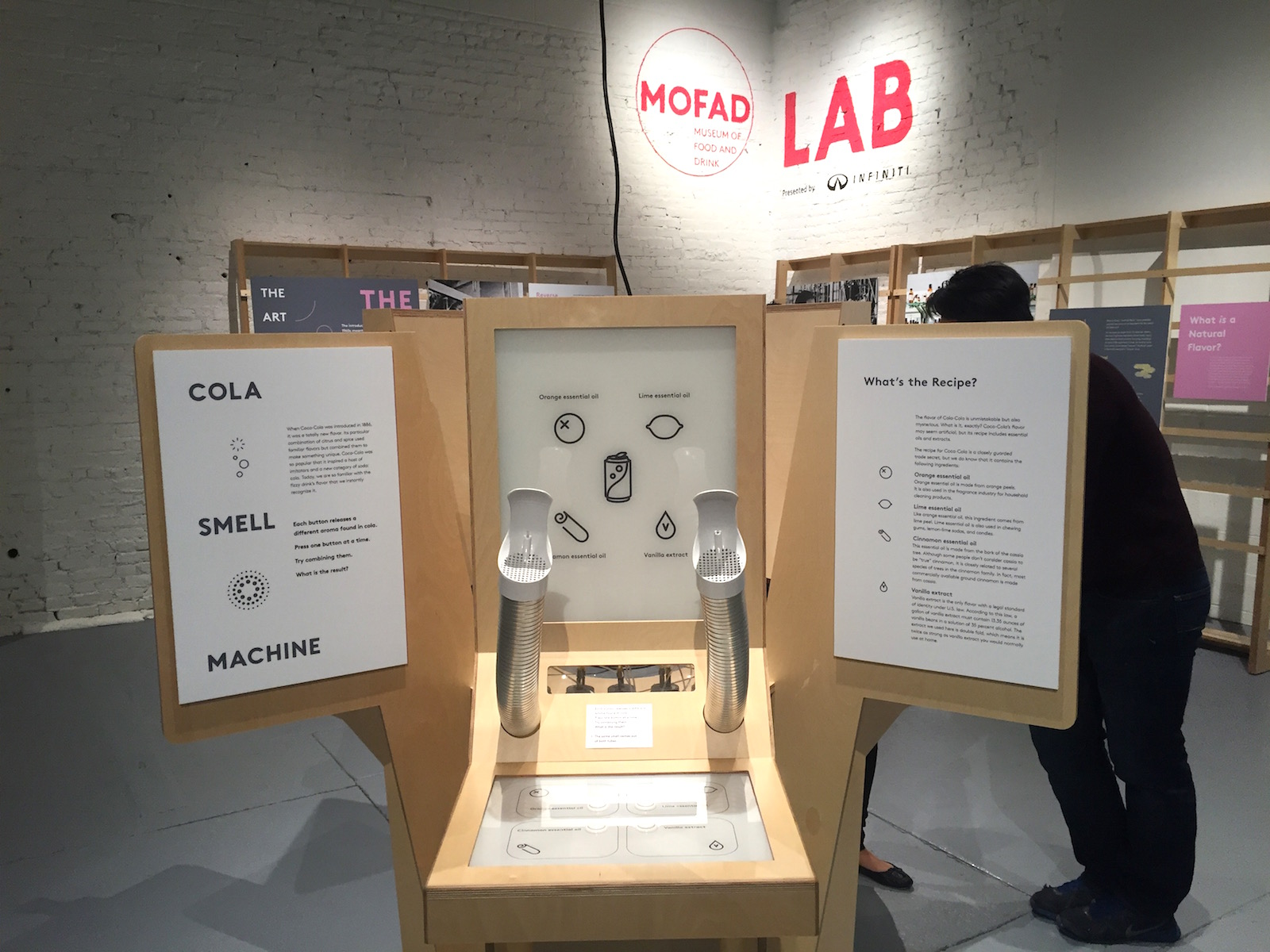 This Museum Exhibition is a Lab for Flavor: Making It and Faking It