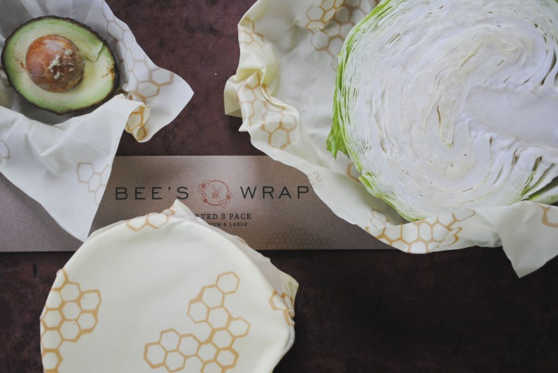 The Buzz About Bee's Wrap, A Beeswax-based Plastic Wrap