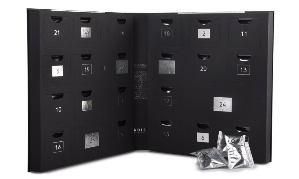 Lakrids 2016 Licorice Advent Calendar. Image via Lakrids.