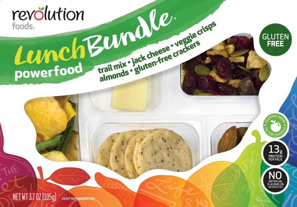 Revolution Foods Lunch Bundle via Bite of the Best