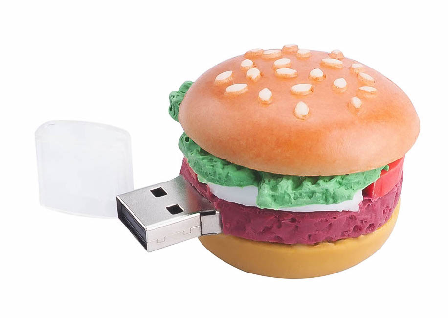 hamburger-flashdrive