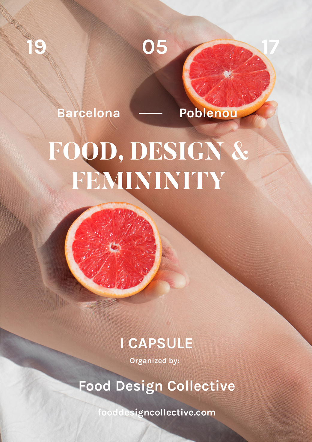 Exploring Food Design Femininity With The Food Design  ~ Restaurant Semproniana Barcelona