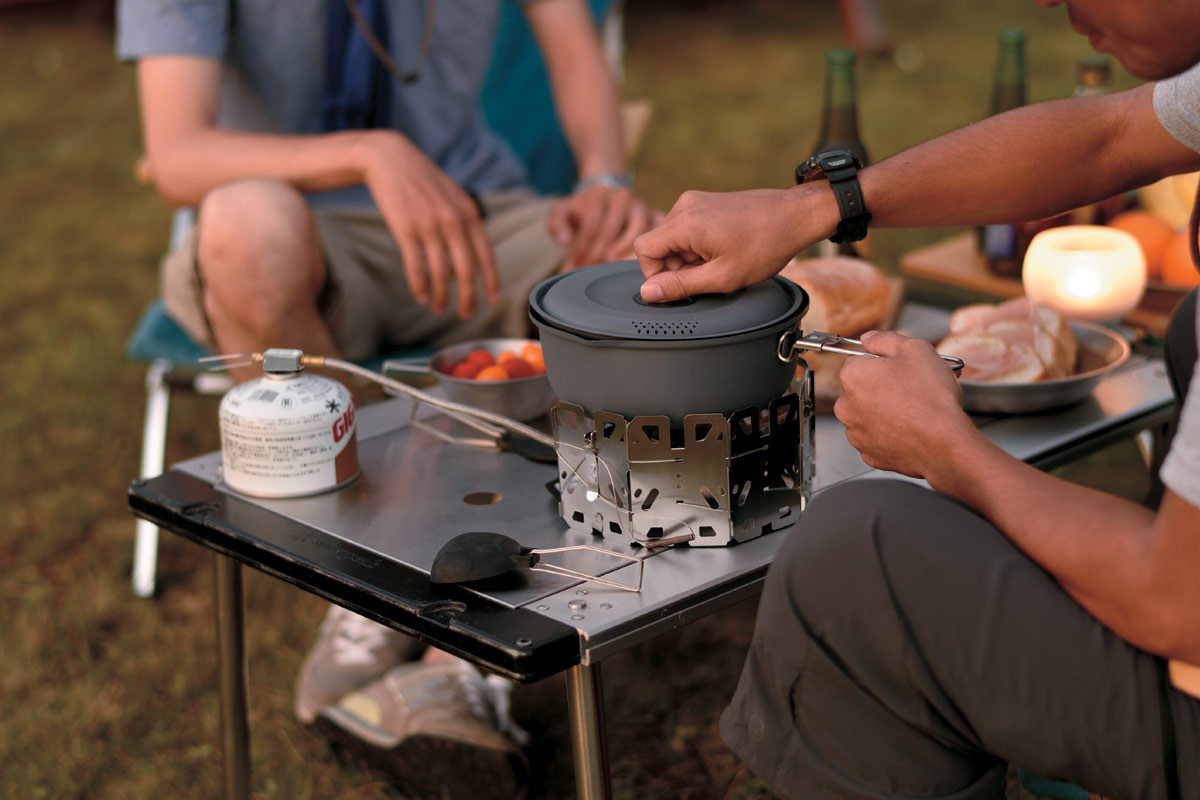 Cooker For Snowmobile ~ Tips for outdoor cooking from the mold monthly salon at