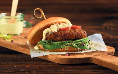 Coop Insect Burger Essento Prepared