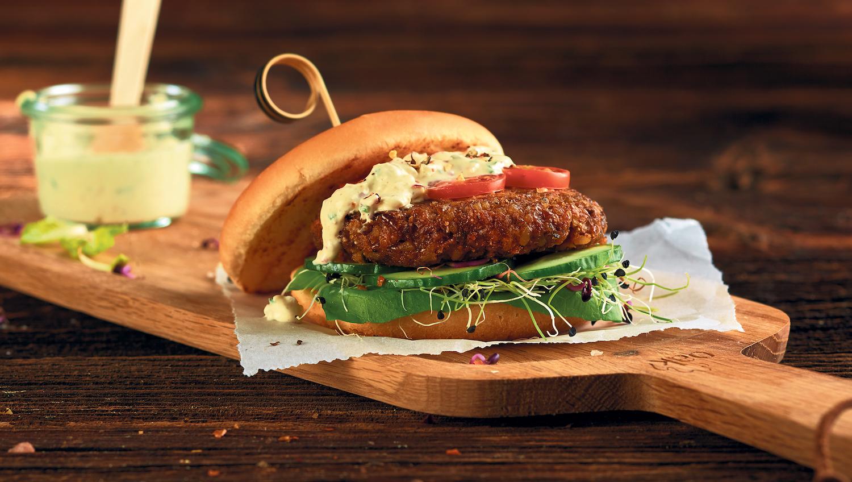 Coop Insect Burger Essento Prepared