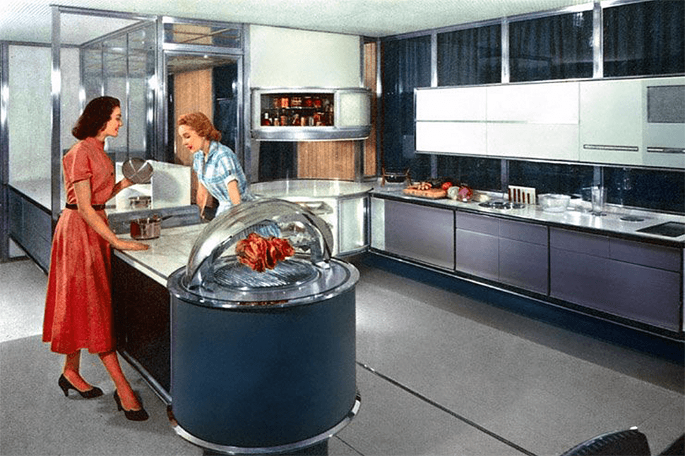 Three Strategies For Designing Kitchens Of The Future Mold Designing The Future Of Food