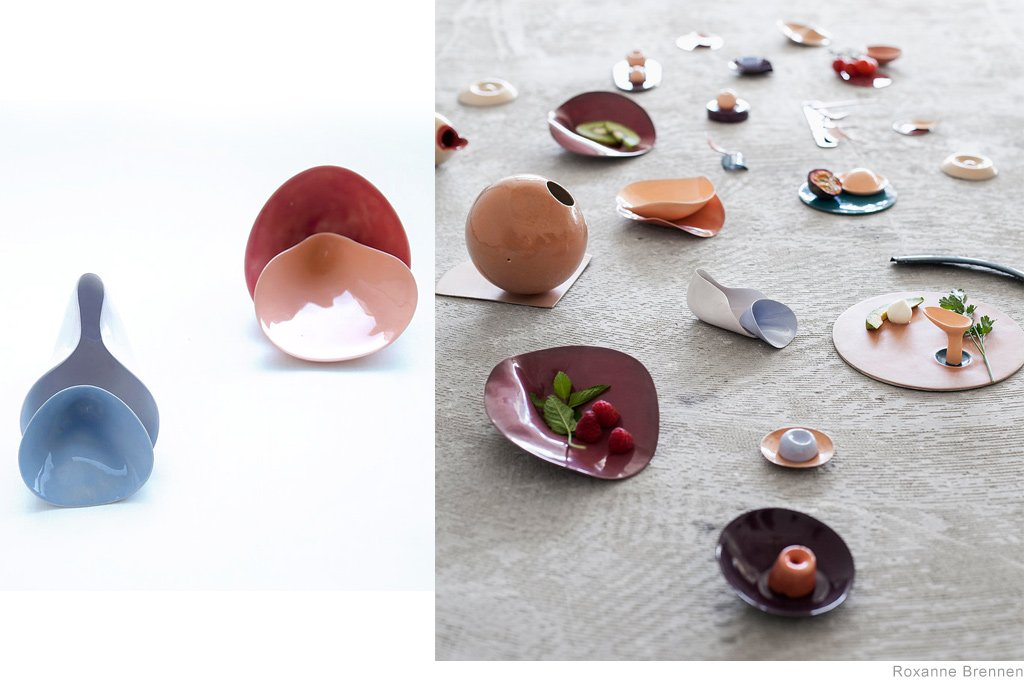 Roxanne Brennen's Dining Toys Dutch Design Week