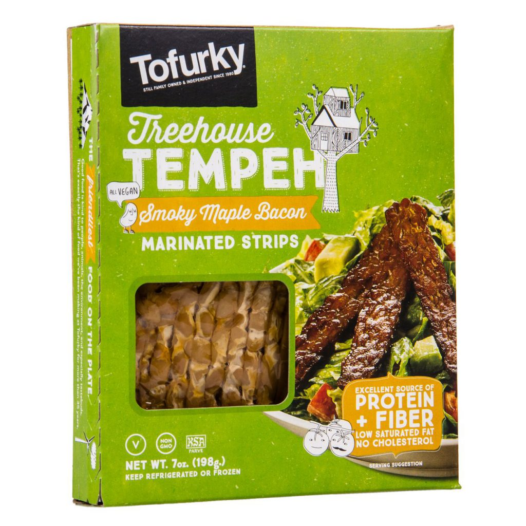 tofurky flavored tempeh alt-meat