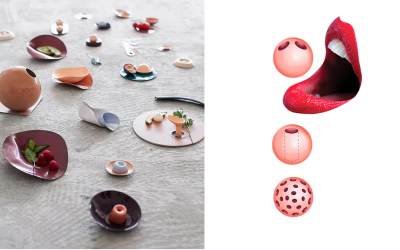Roxanne Brennen's Dining Toys presented at DDW17