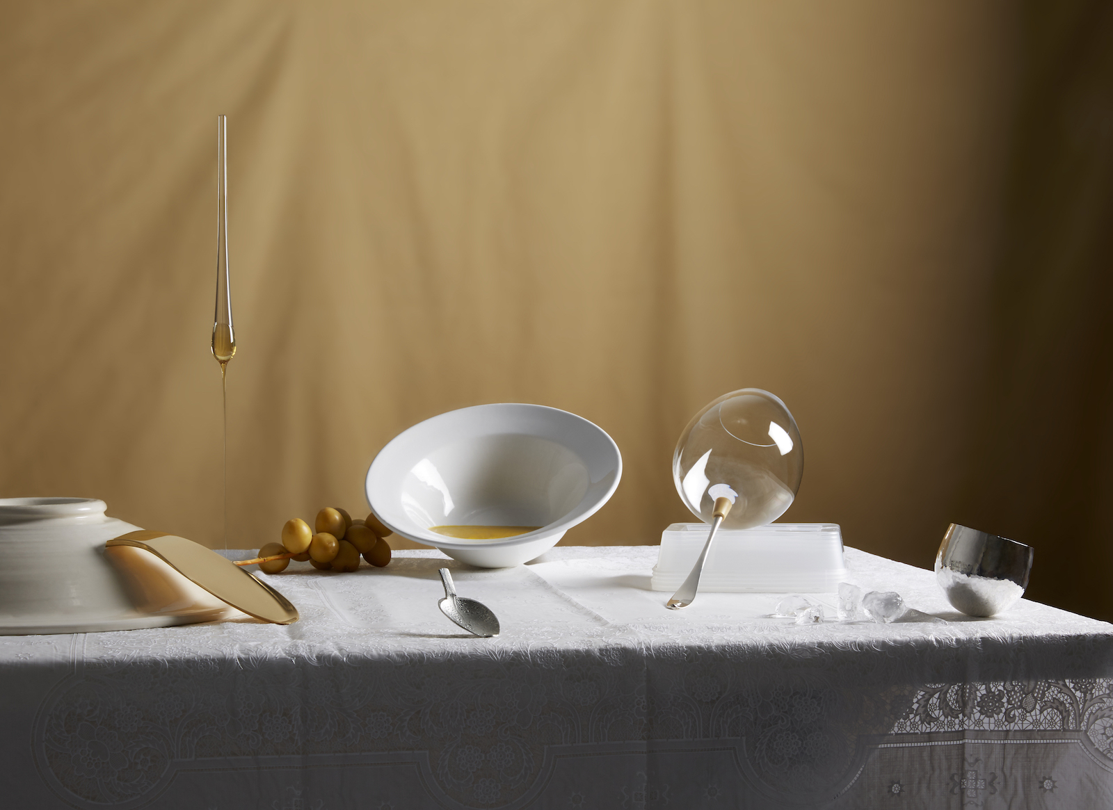 Objects designed by Michel/Fabian. Photo by Kristy Noble and styling by Olivia Bennett for MOLD Magazine.