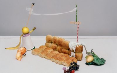 Esther Choi's Le Corbuffet is a riotous homage to the art and design of cooking.